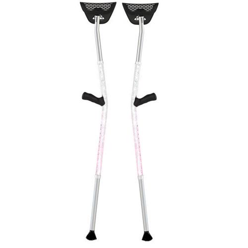 Glitter Crutches