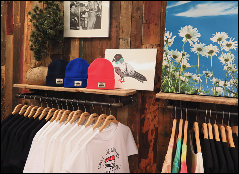 Custom Clothing and Accessories