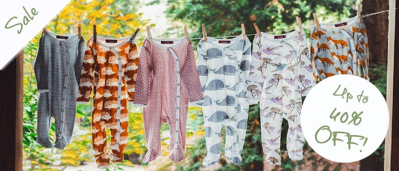 baby pyjamas with feet