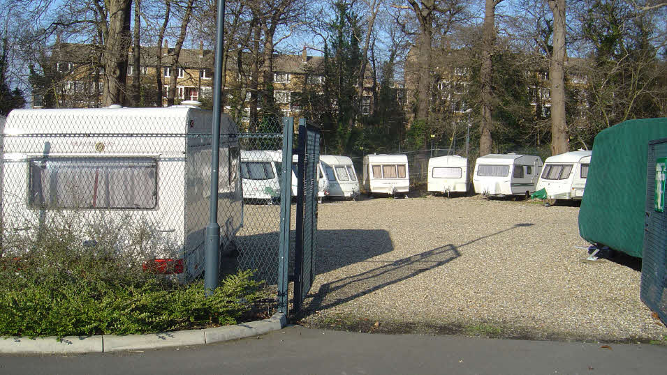 onsite caravans for sale