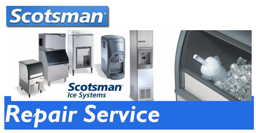 Scotsman Ice Machine Repair